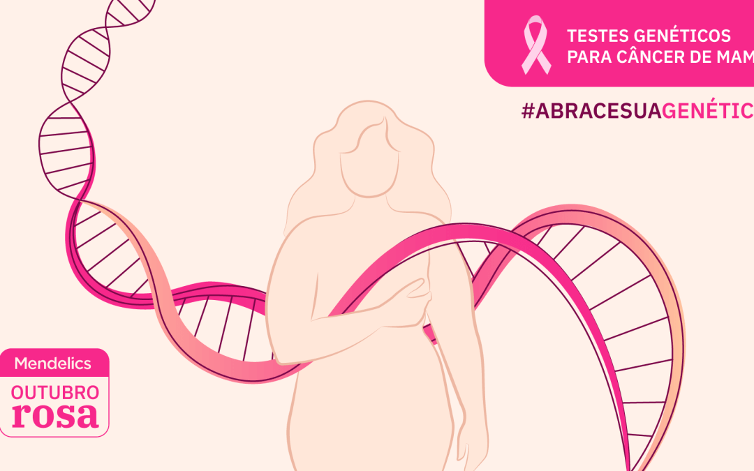 Testes genéticos para câncer de mama