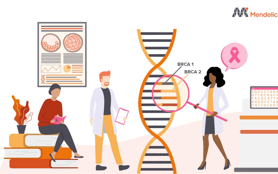 A história da descoberta do gene BRCA1 - Decoding Annie Parker 