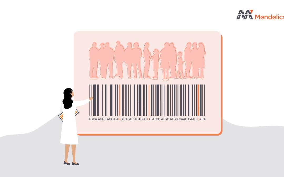 O que significa mutação genética?