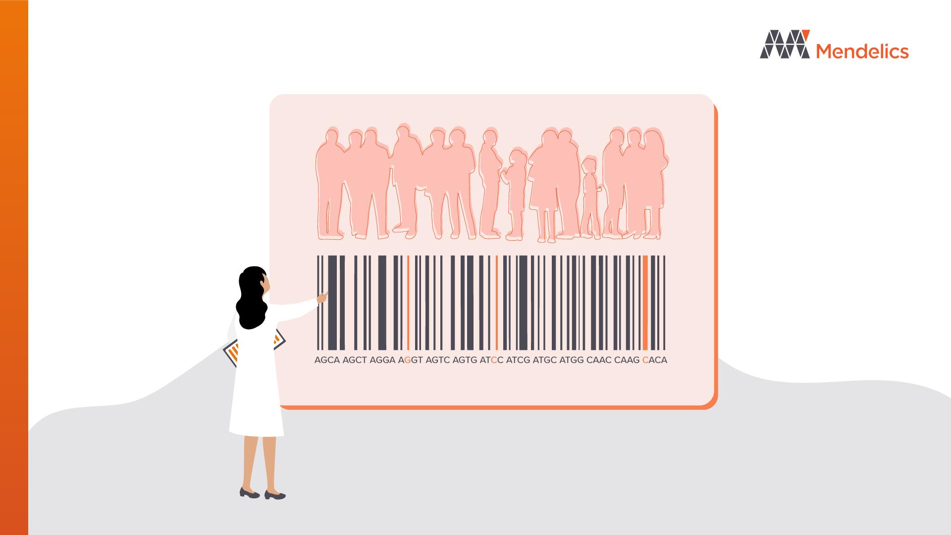 genoma humano mutação variação genética