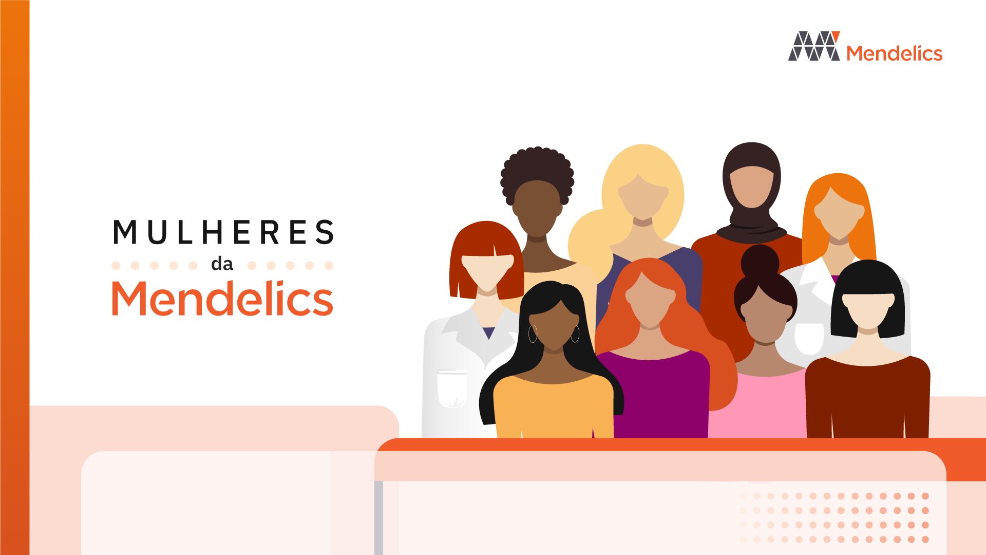 mendelics mulheres empresa genetica colaboradores representatividade feminina liderança lideres
