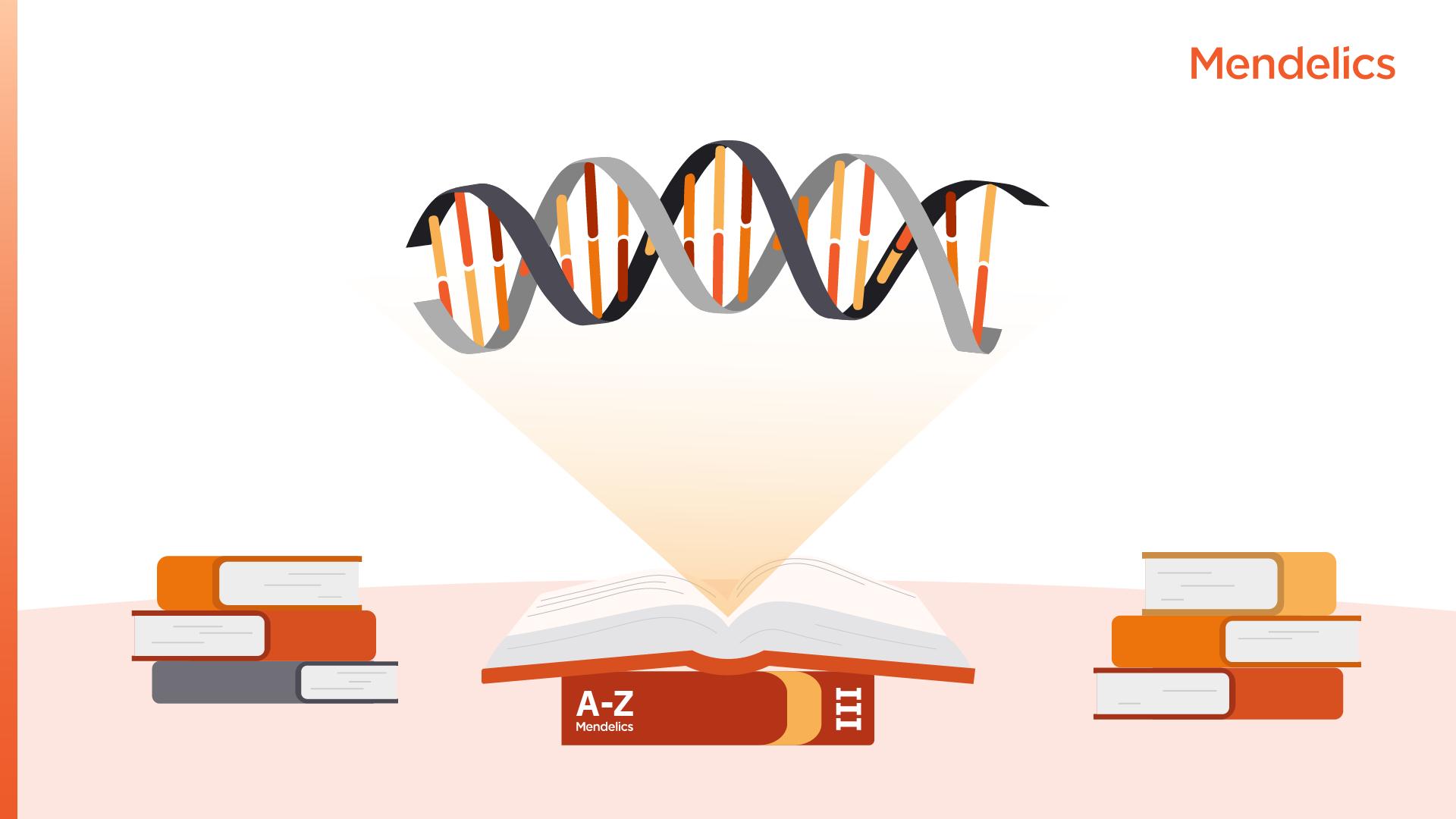 glossário de termos genéticos - entenda sobre variantes genéticas