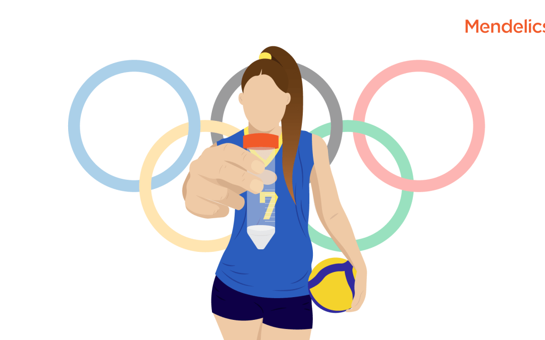 Testagem para COVID-19 nas Olimpíadas